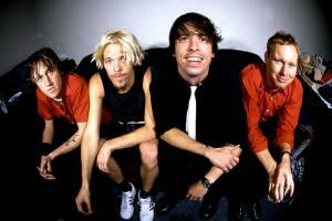 Foo Fighters The Hives The Strokes
